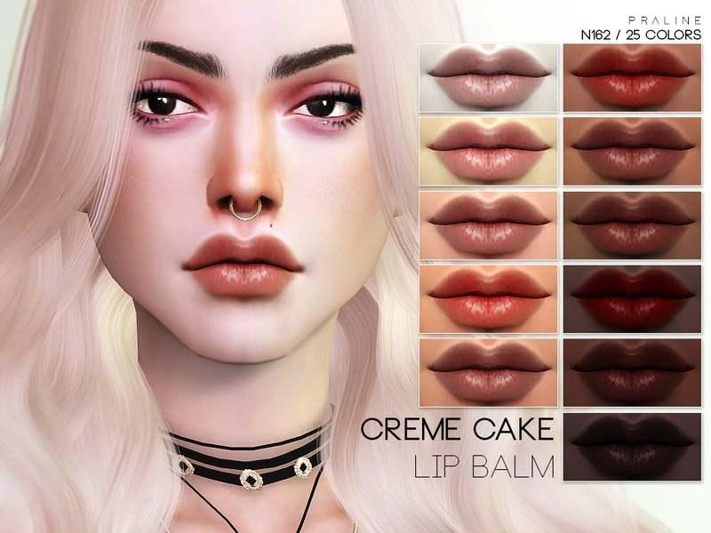 Бальзам для губ - Creme Cake Lipbalm N162