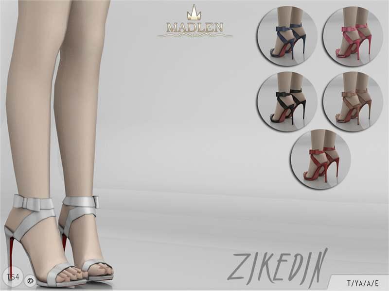 Босоножки - Zikedin