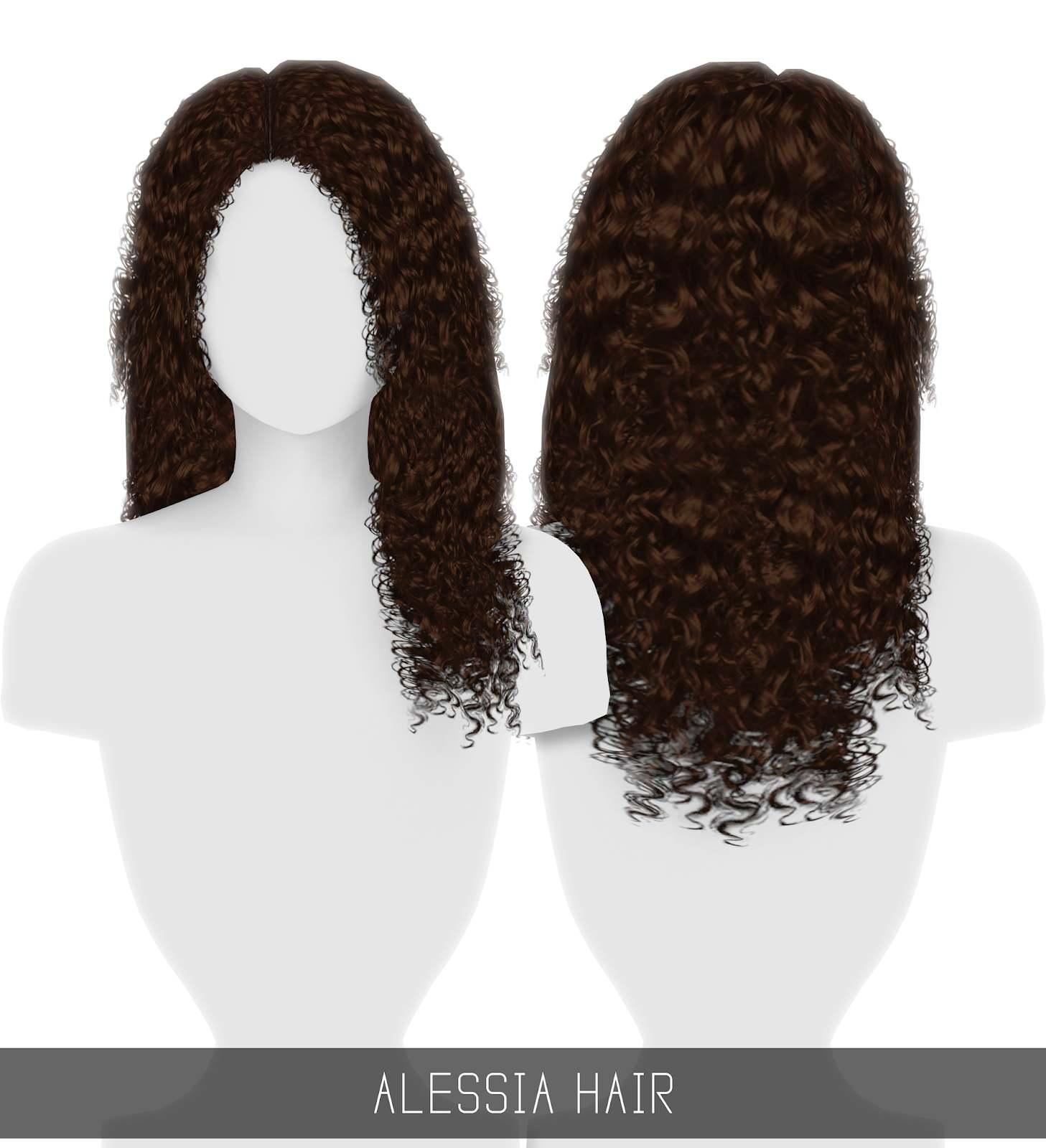 Прическа - ALESSIA HAIR