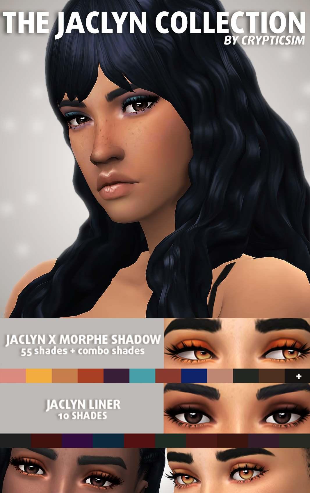 Коллекция косметики - THE JACLYN COLLECTION