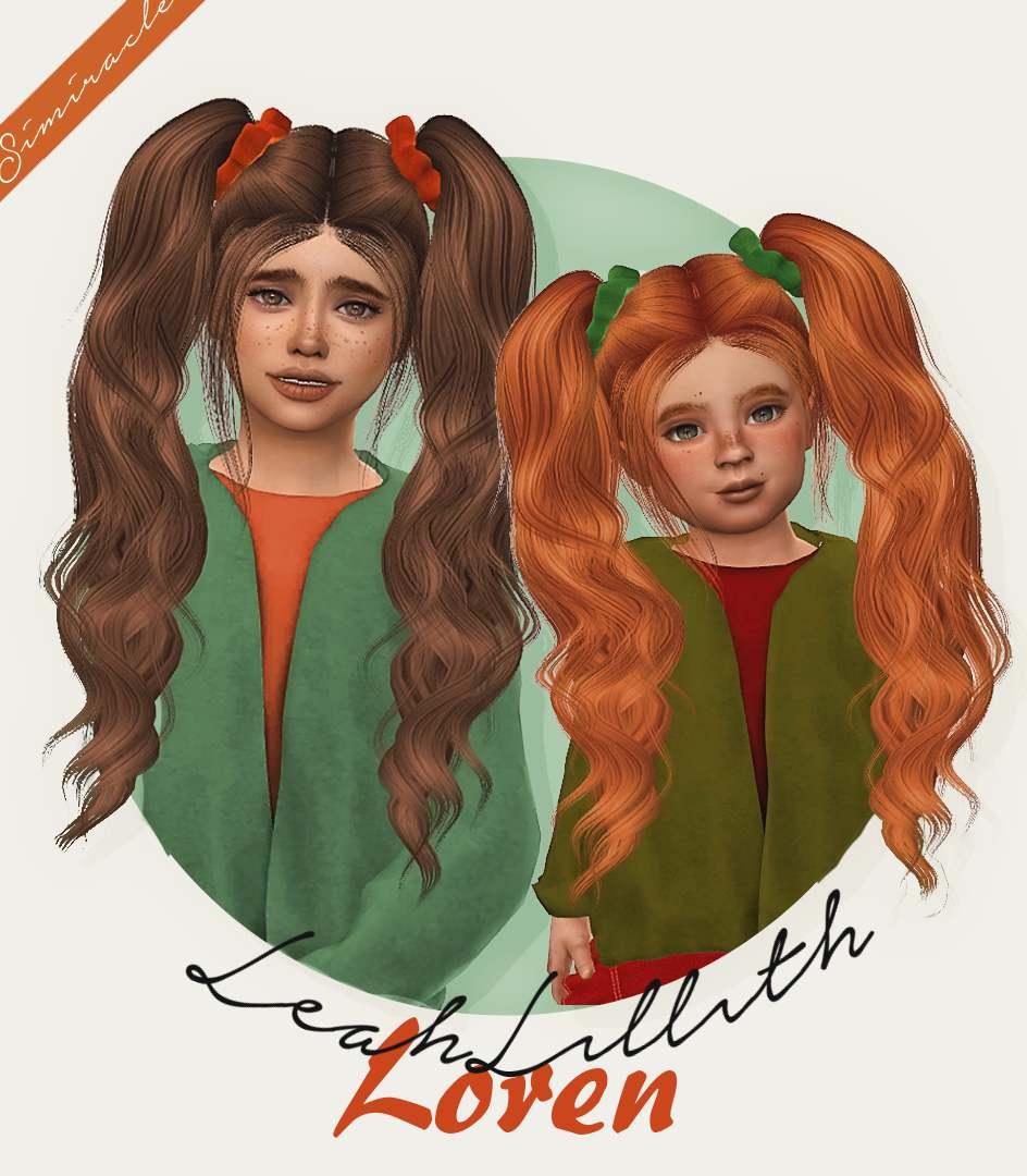 Прически - LeahLillith Loren