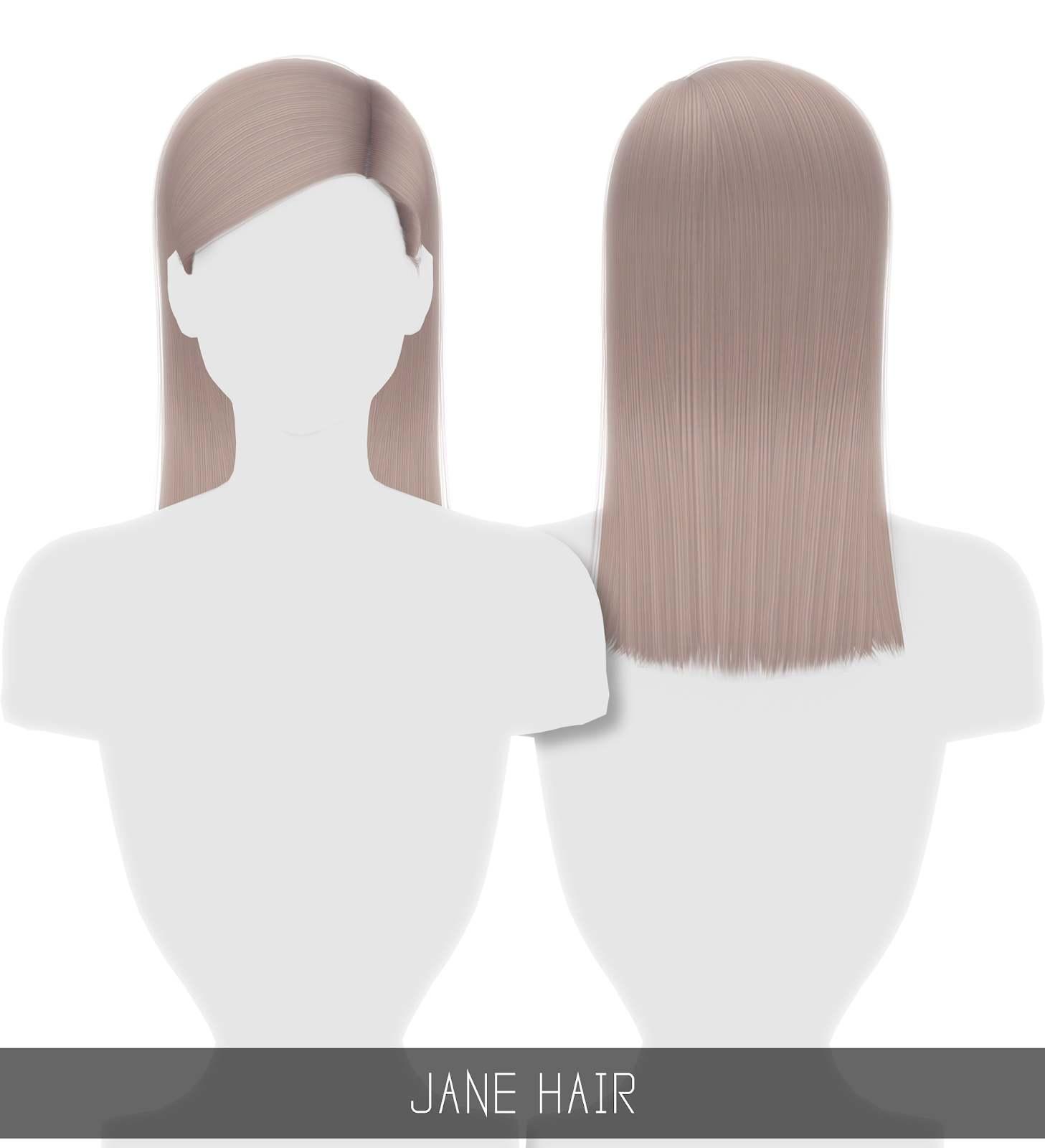 Прическа - JANE HAIR