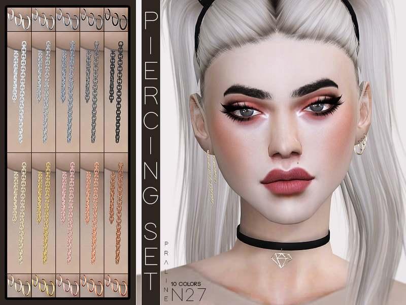 Пирсинг сет - Piercing Set N27