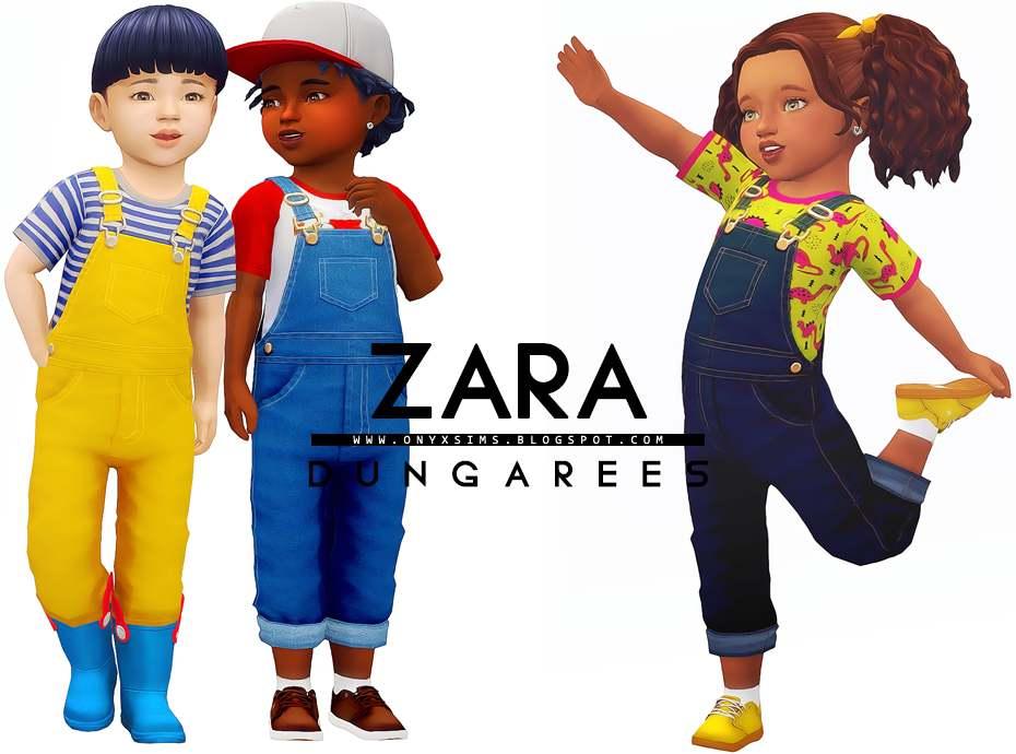 Комплект одежды - ZARA DUNGAREES