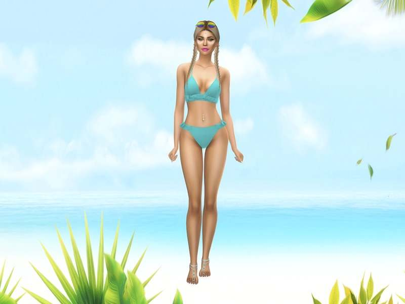Фон для CAS - Summer 03 CAS Background