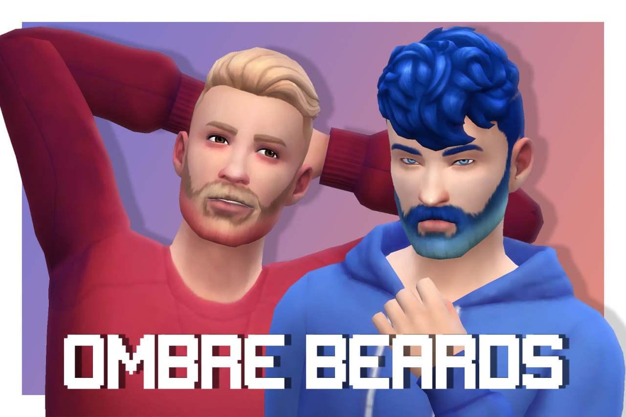 Борода - Ombre Beards