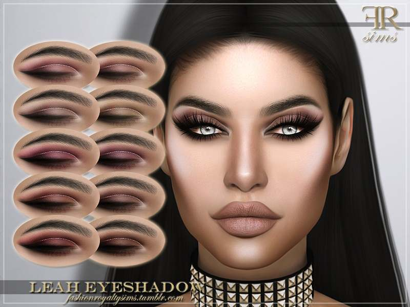 Макияж глаз - Leah Eyeshadow