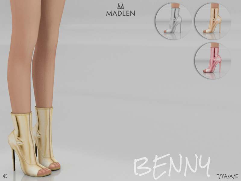 Ботильоны - Benny