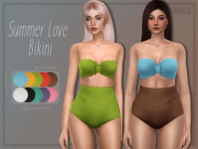 Купальник - Summer Love Bikini