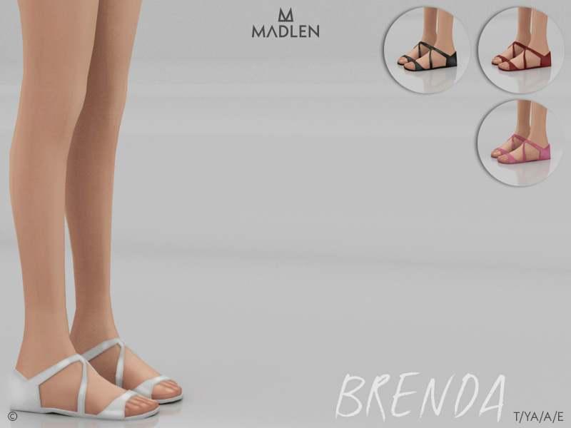 Сандалии - Brenda