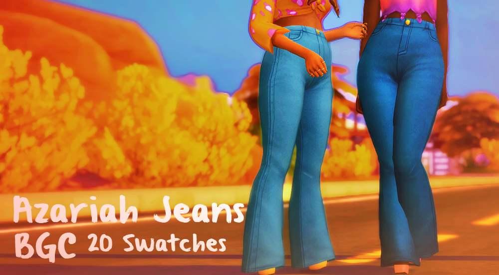 Джинсы - Azariah Jeans