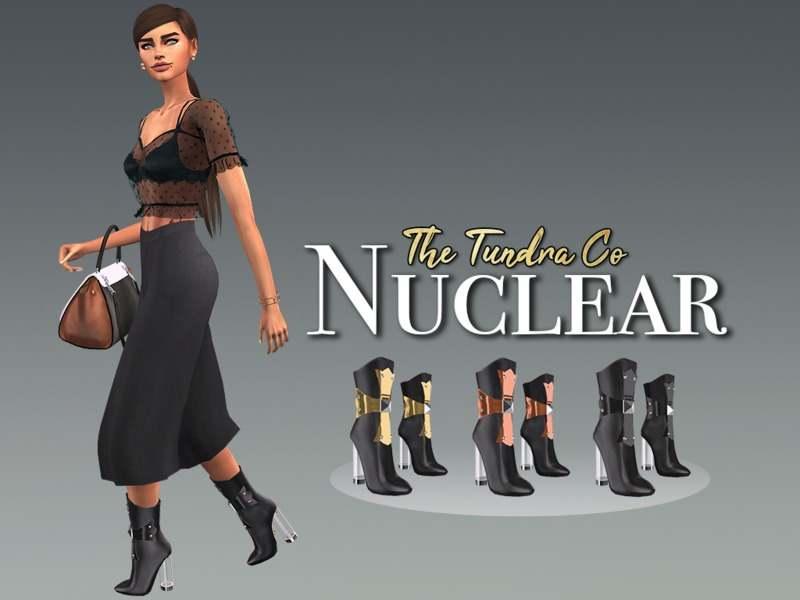 Сапоги - NUCLEAR Boots