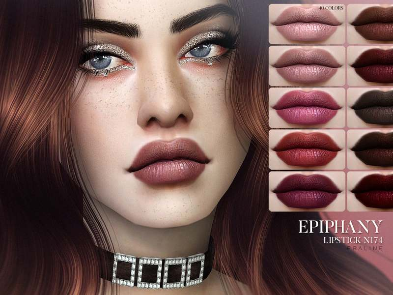 Помада - Epiphany Lipstick N174