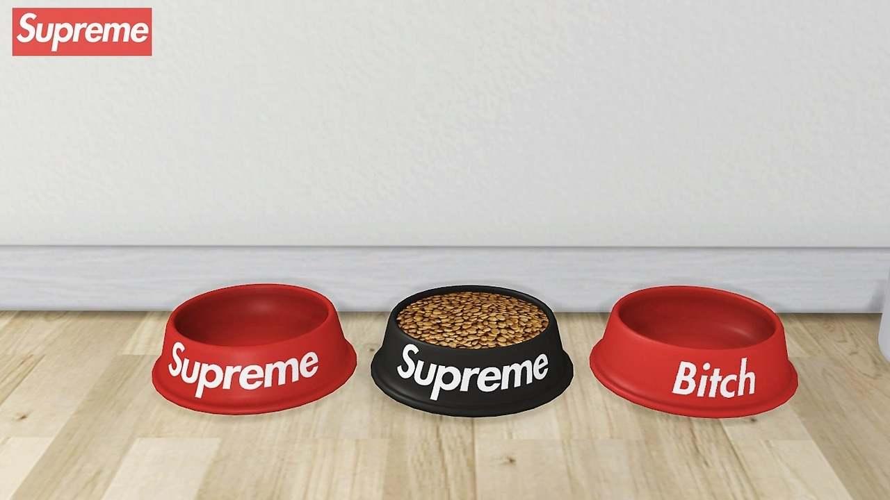 Миска - Supreme Dog Bowl