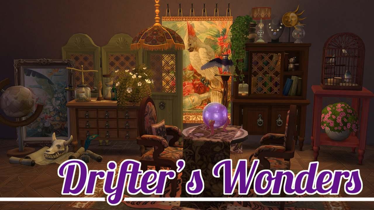 Магический кабинет - Drifters Wonders