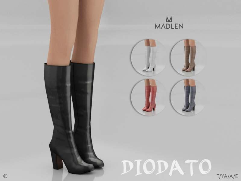 Сапоги - Diodato Boots