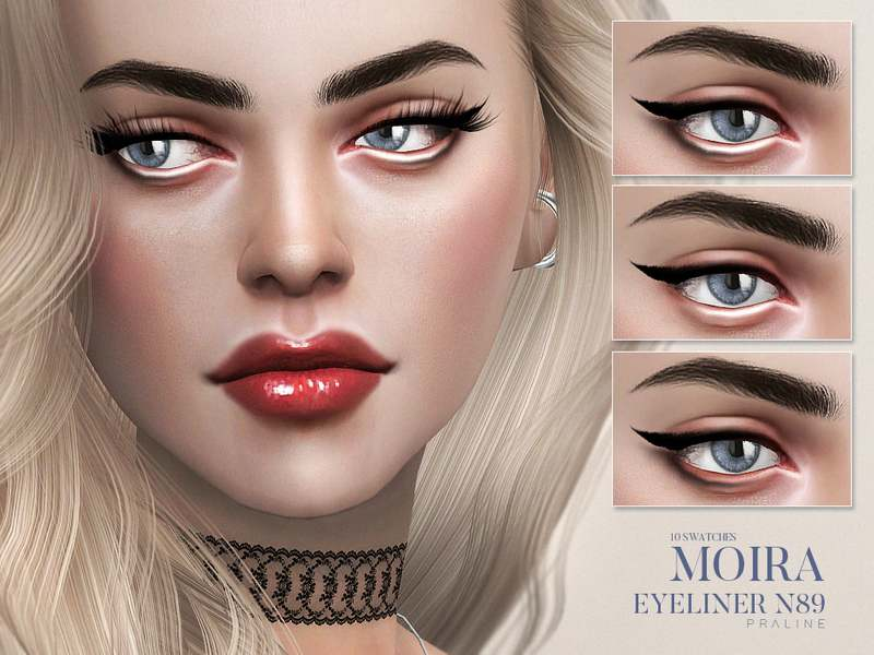 Подводка для глаз - Moira Eyeliner N89