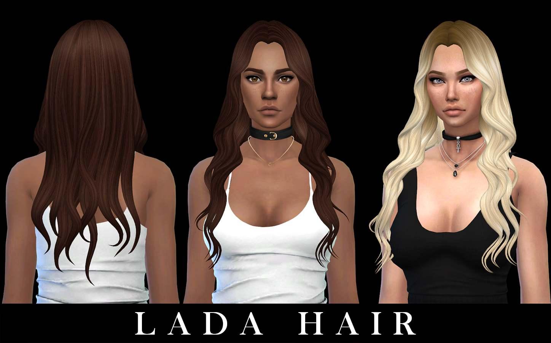 Прическа - Lada Hair