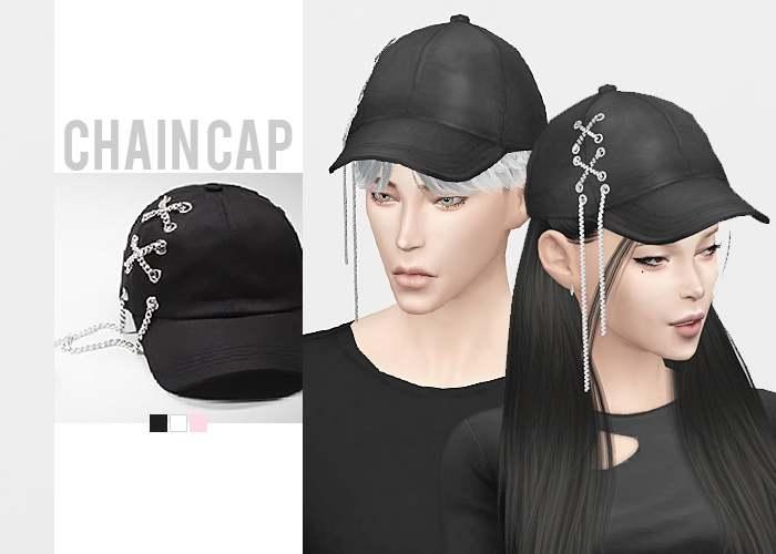 Бейсболка - Chain Cap