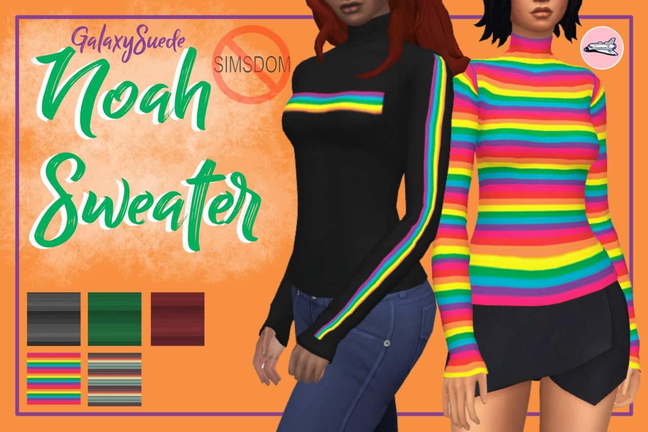 Водолазка - Noah Sweater