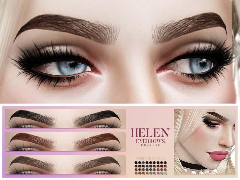 Брови - Helen Eyebrows N138