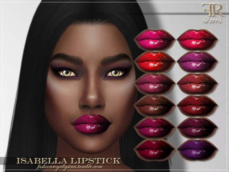 Макияж губ - Isabella Lipstick