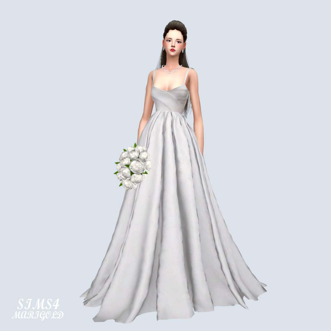 Платье - Mari Wedding Dress
