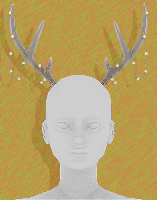 Рога - LEAHLILLITH ECLIPSE ANTLERS (CONVERSION)