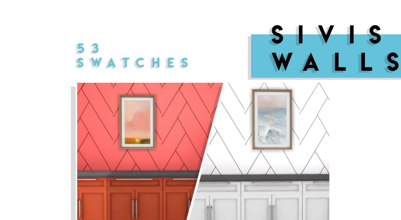 Обои - SIVIS WALLS
