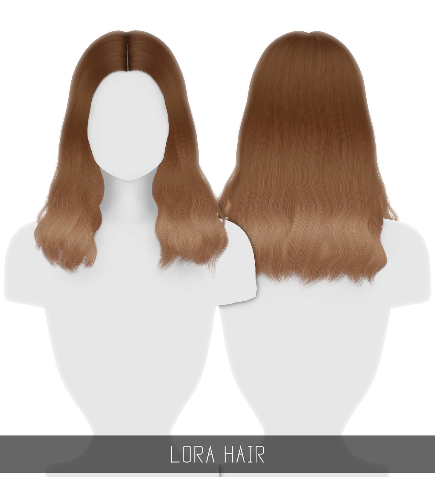 Женская прическа - LORA HAIR