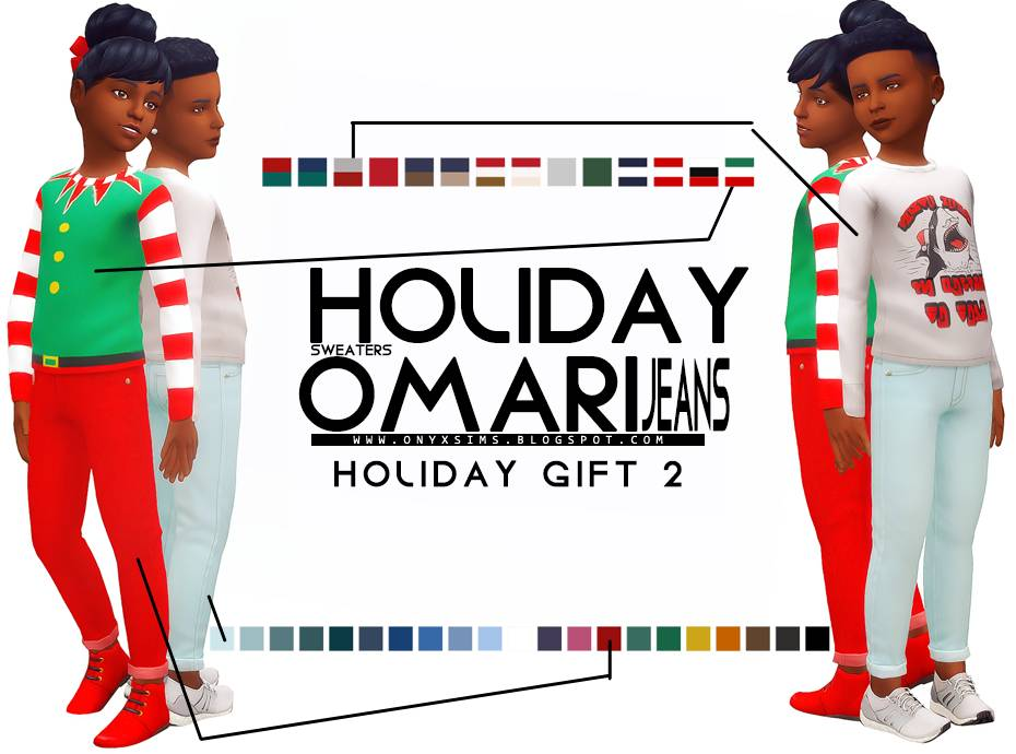 Комплект одежды - HOLIDAY GIFT 2