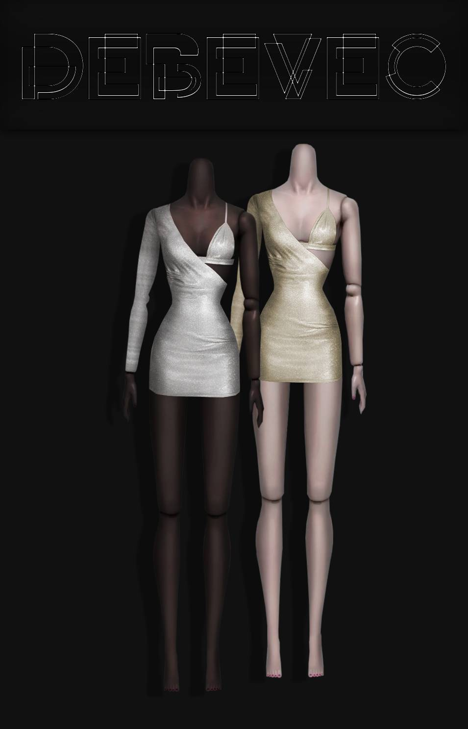 Платье - Harper Dress