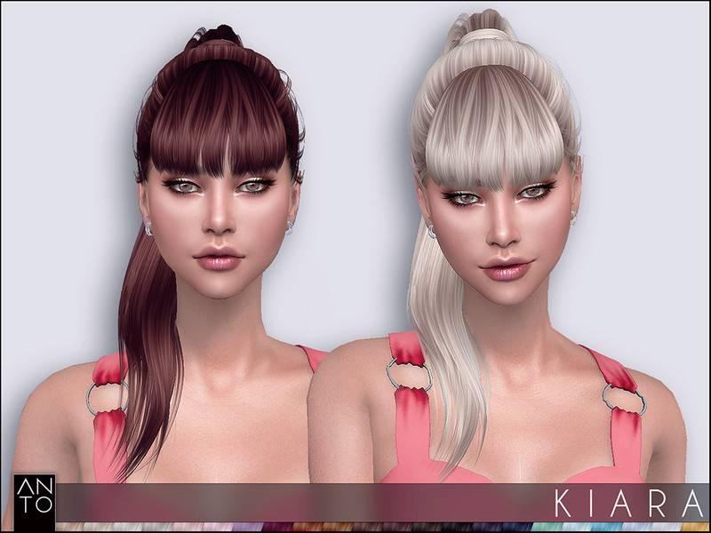 Женская прическа - Kiara