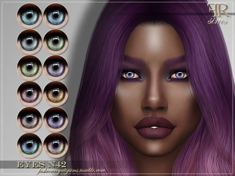 Линзы - Eyes N42
