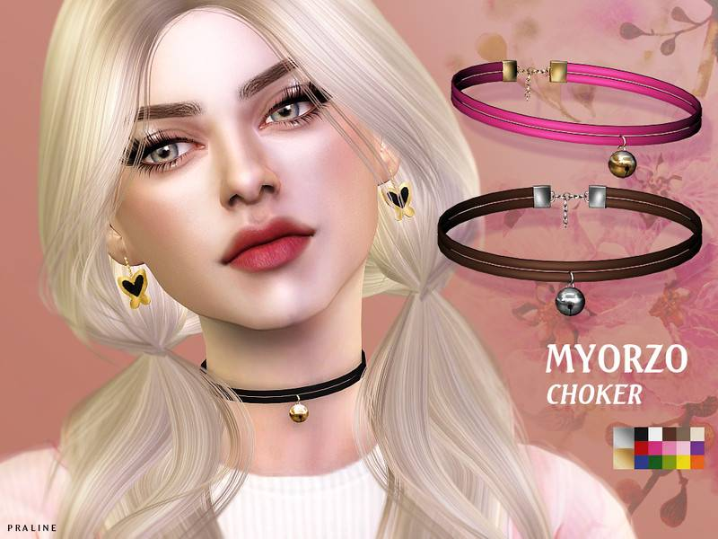 Чокер - Myorzo Choker