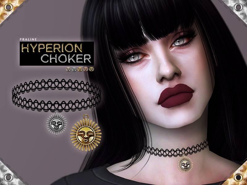 Чокер - Hyperion Choker