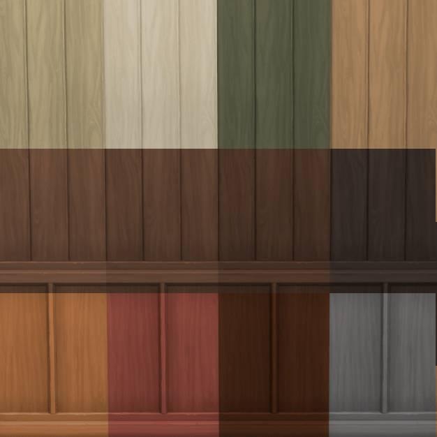 Настенное покрытие - Barnyard Beauty Walls in Brazens Farmers Market colors