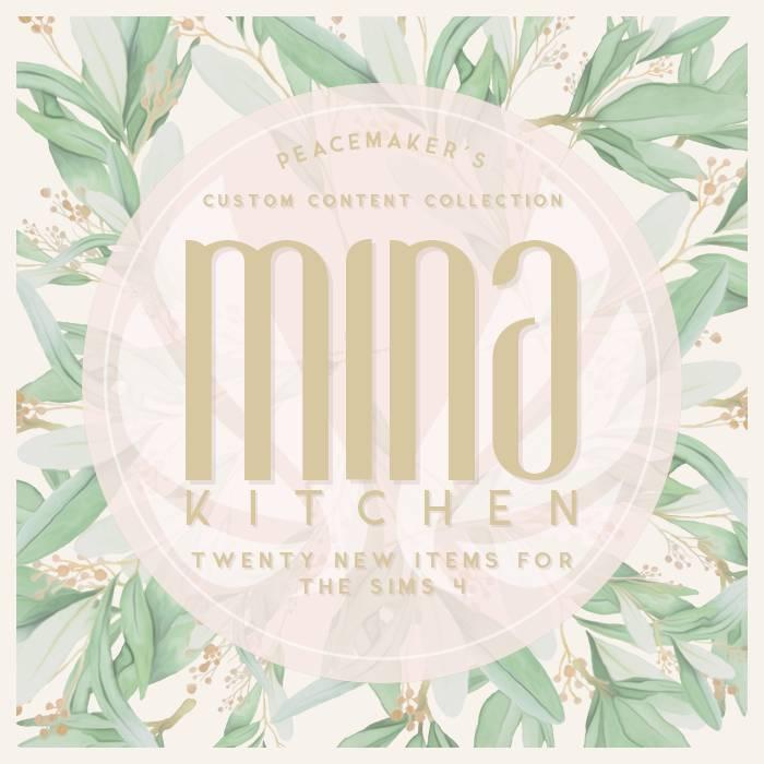 Кухня - MINA KITCHEN