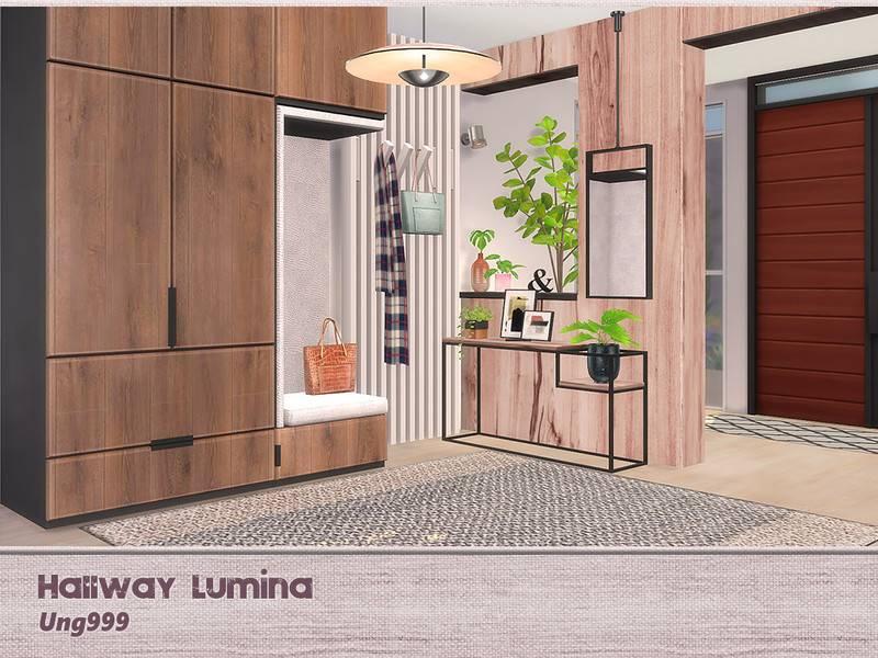 Прихожая - Hallway Lumina