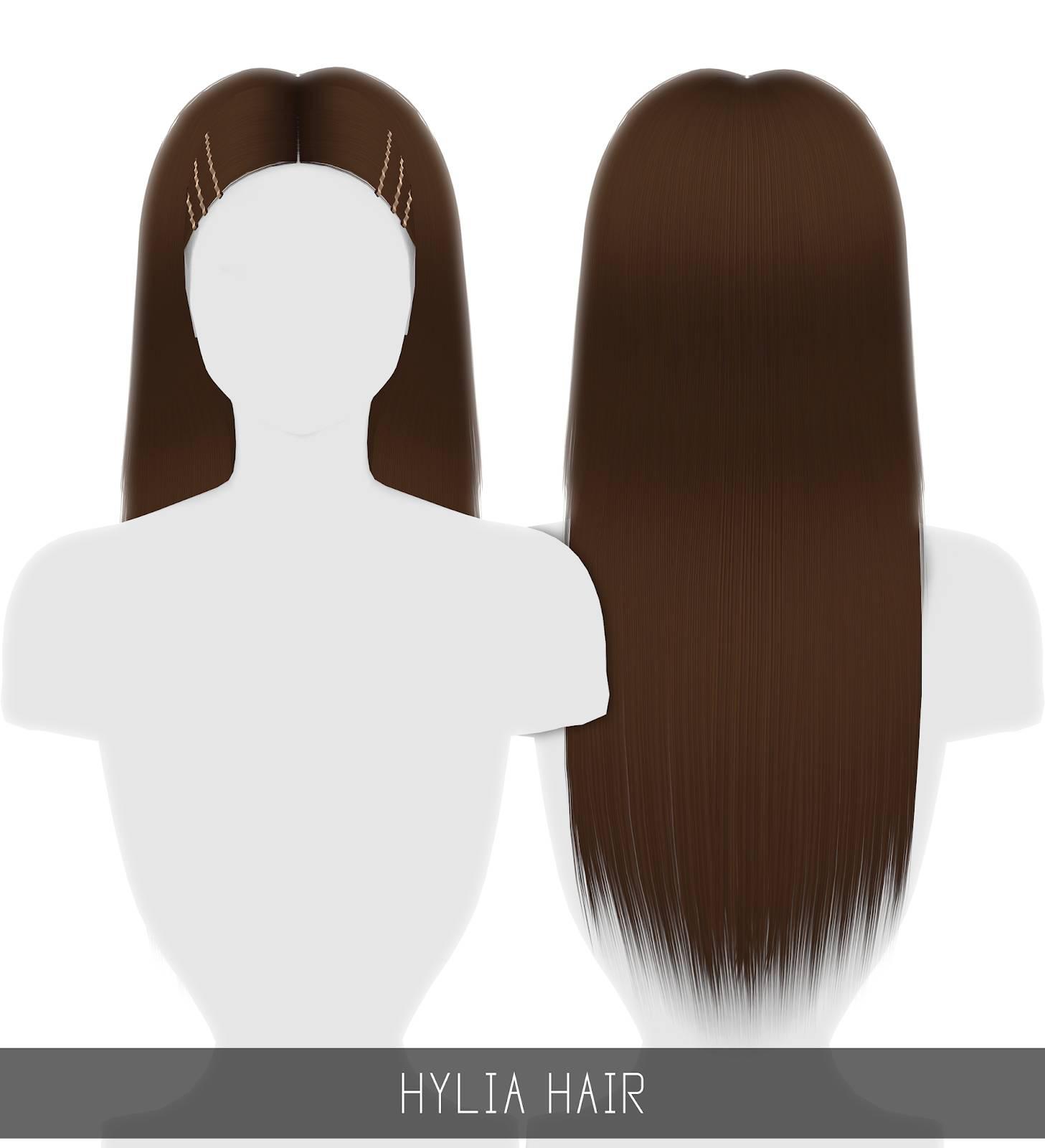 Прическа - HYLIA HAIR