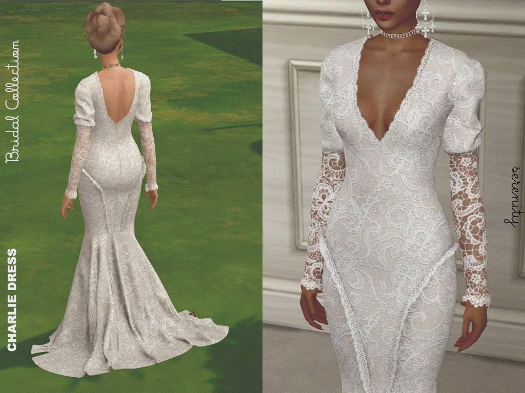 Свадебное платье - Charlie Wedding Dress