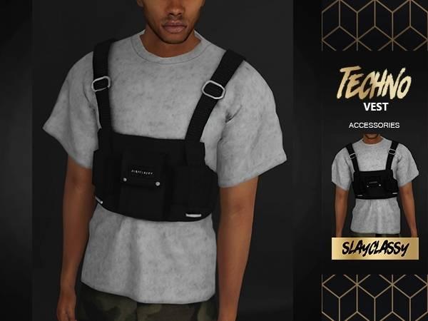 Сумка - Techno Vest