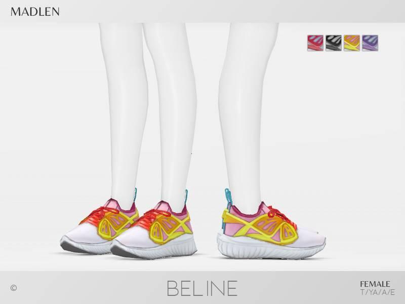Кроссовки - Beline Shoes