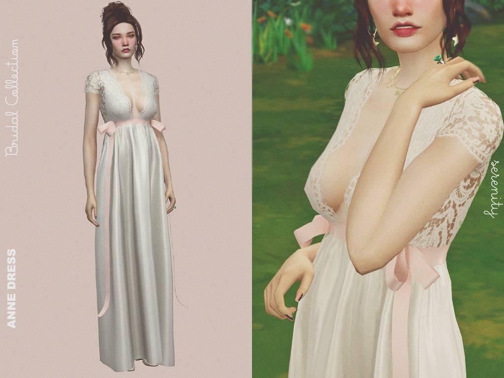 Свадебное платье - Anne Wedding Dress