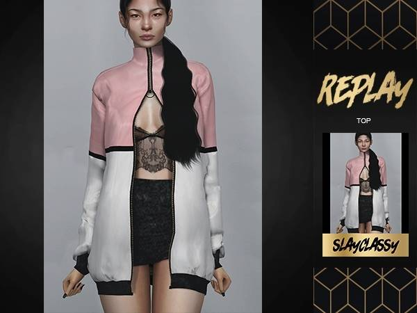 Кофта и юбка - Replay Outfit