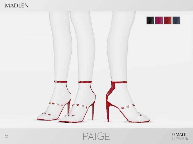 Босоножки - Paige Shoes