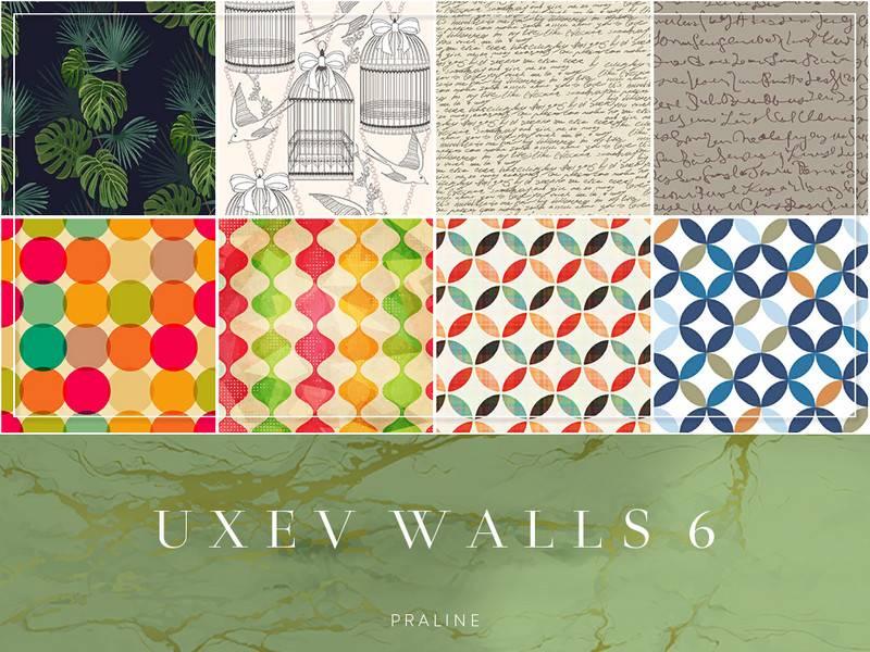 Обои - UXEV Walls 6