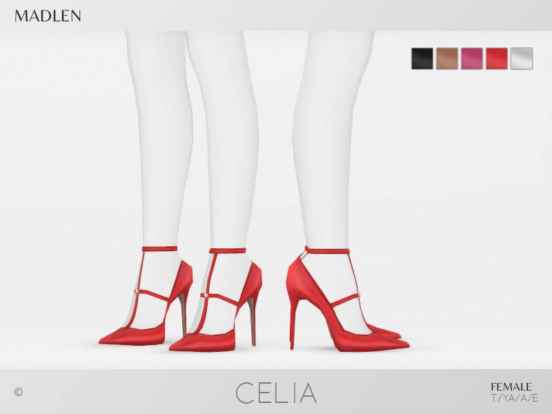 Туфли - Celia Shoes