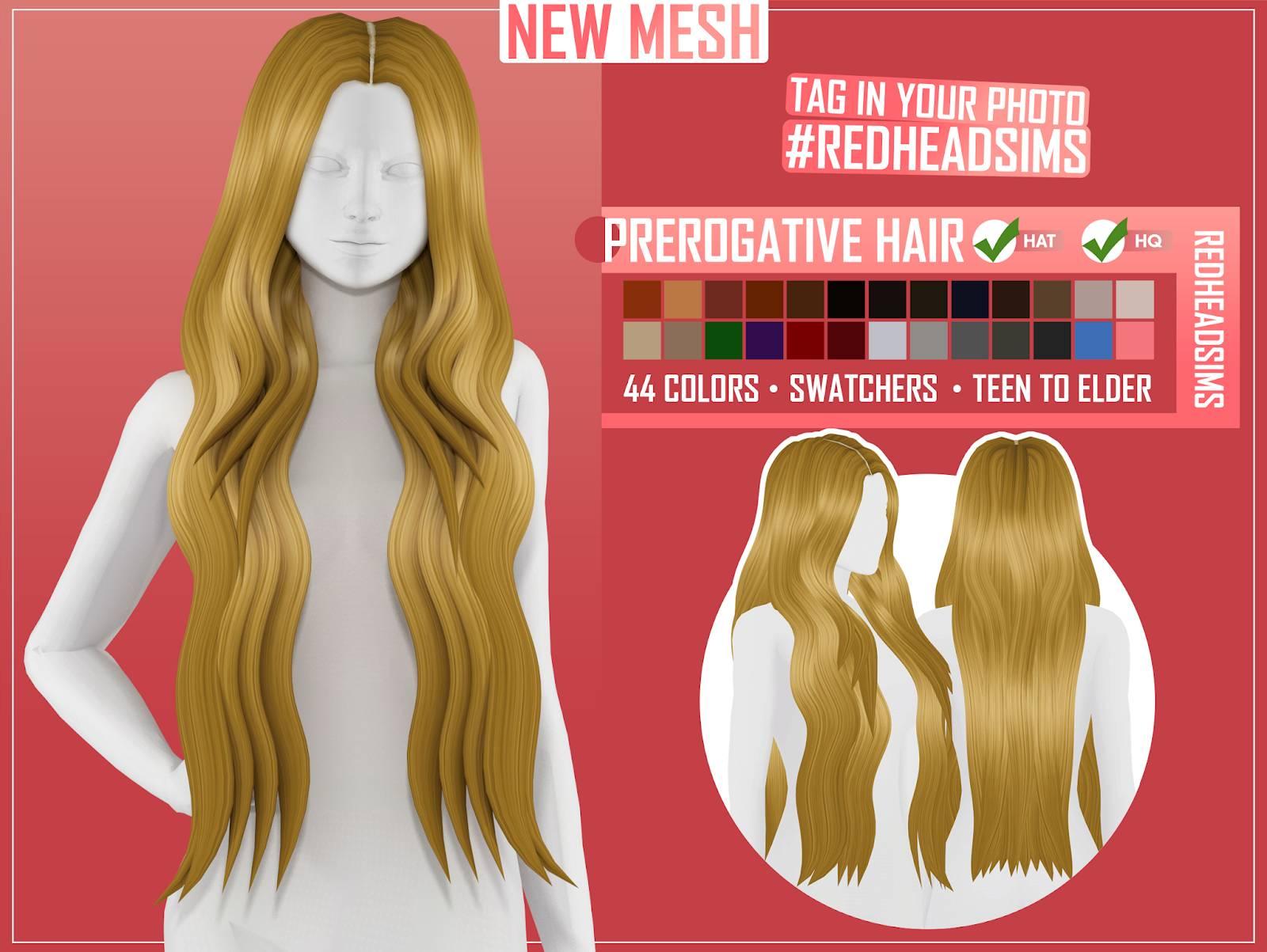 Женская прическа - PREROGATIVE HAIR