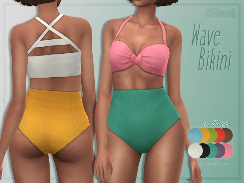 Купальник - Wave Bikini